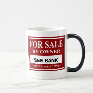 Für Verkauf durch Inhaber - sehen Sie Bank Verwandlungstasse