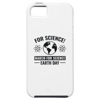 Für Wissenschaft! iPhone 5 Schutzhülle