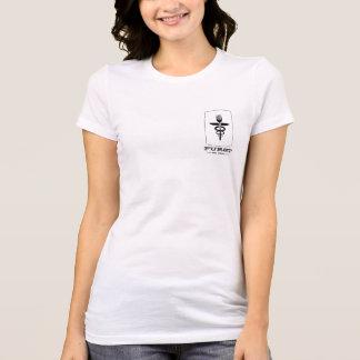 Furst 50. Jahrestag - Frauen-Kontur T-Shirt