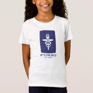 Furst 50. Jahrestag - Kinder blau T-Shirt