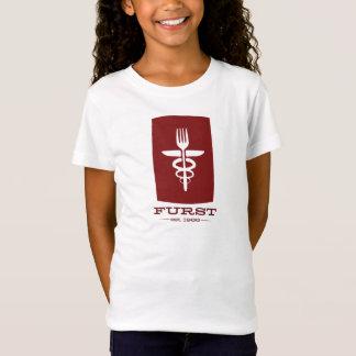 Furst 50. Jahrestag - Kinderrotes großes T-Shirt