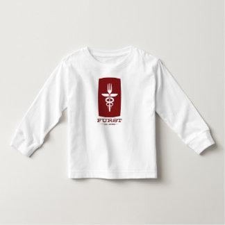 Furst 50. Jahrestag - Kleinkindrot Kleinkind T-shirt