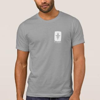 Furst 50. Jahrestag - Männer weiß für dunkle T-Shirt