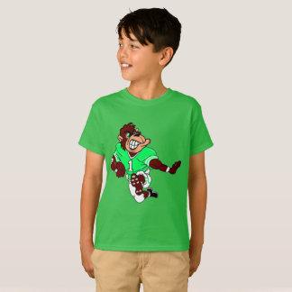 Fußball-Affe T-Shirt