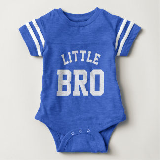 Fußball-Bodysuit des kleiner Bruder-Shirt-| Baby Strampler