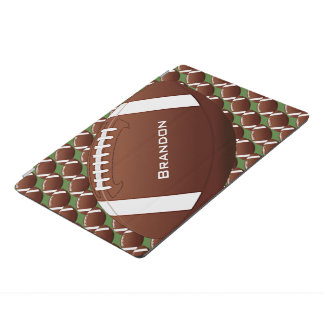 Fußball-Entwurf iPad Abdeckung iPad Pro Hülle