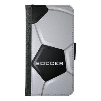 Fußball-Entwurfs-Smartphone-Geldbörse