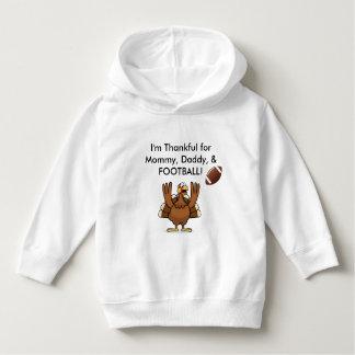 Fußball-Erntedank-Shirt für Kinder! Hoodie