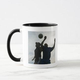 Fußball (Fußball) 4 Tasse