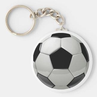 Fußball-Fußball Schlüsselanhänger