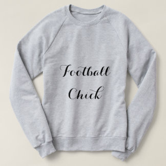 Fußball-Küken Sweatshirt