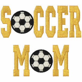 Fußball-Mamma