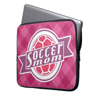Fußball-Mamma Netbook Fall Laptop Sleeve
