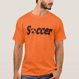 Fußball mit Ball T-Shirt