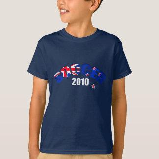 Fußball-Neuseeland-Fußballgeschenke 2010 T-Shirt