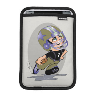 FUSSBALL-NIEDLICHES CARTOON iPAD MINIh Sleeve Für iPad Mini