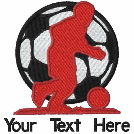 Fußball-Silhouette