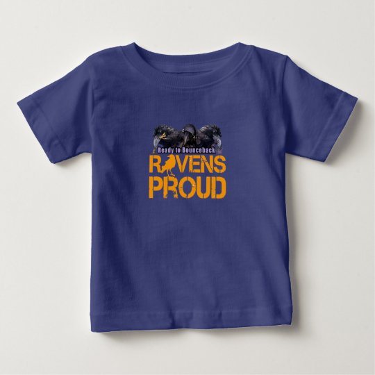 Fußball-Team-Stolz Baby T-shirt