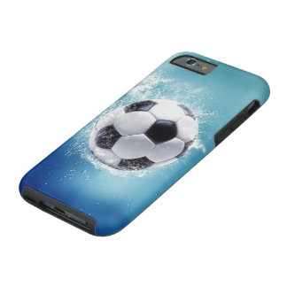 Fußball-Wasser-Spritzen starker iPhone 6 Fall Tough iPhone 6 Hülle