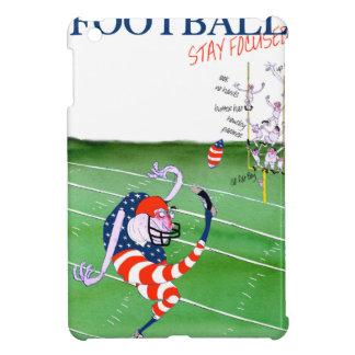 Fußballaufenthalt fokussiert, tony fernandes iPad mini hülle