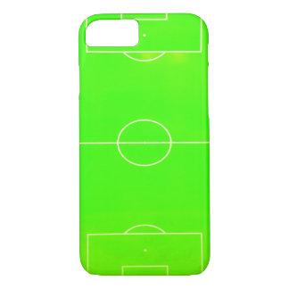 Fußballplatz grüner iPhone 7 Neonkasten iPhone 7 Hülle