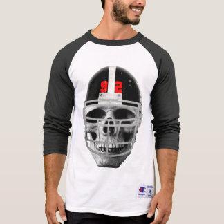 Fußballschädel T-Shirt