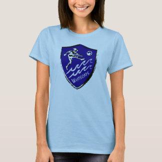Fußballteam T - Shirt der Frauen