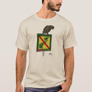 Füttern Sie bitte das Kea T-Shirt
