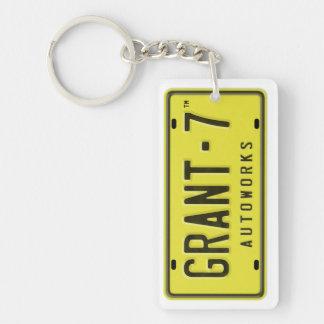 G7 Logo Keychain Schlüsselanhänger