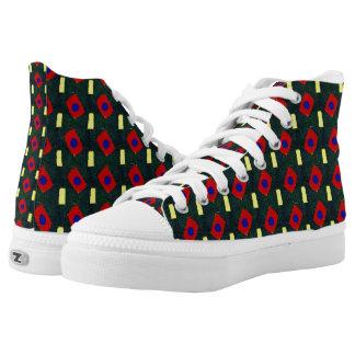 G-Höhepunkte Hoch-geschnittene Sneaker