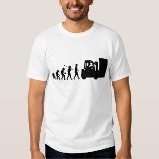 Gabelstapler-Betreiber Shirts