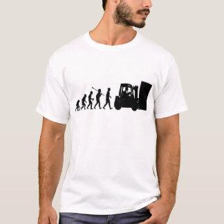 Gabelstapler-Betreiber T-Shirt