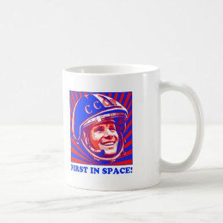 Gagarin ЮрийГагарин Tasse