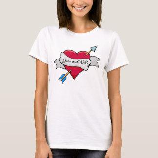 Gaia und wird es tun T-Shirt