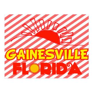 Gainesville, Florida Postkarte