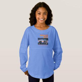 Galaktische Überraschungsangriff-Mädchen-' Trikot Shirt