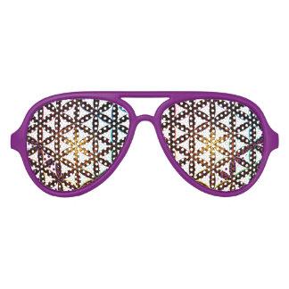Galaktische Visions-Schatten! Partybrille
