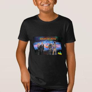 Galaktischer Überraschungsangriff scherzt T-Shirt