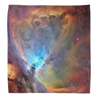 Galaxie de l'espace de nébuleuse d'Orion Bandanas