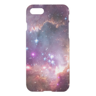 Galaxie hat Nebelfleckraum-Hipster-Stern-Foto in iPhone 7 Hülle