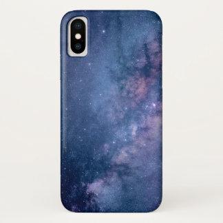 Galaxie-Nebelfleck spielt Universum iPhone x Fall iPhone X Hülle
