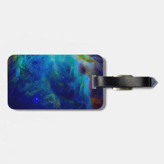 Galaxie-Raumuniversum Orions-Nebelflecks Kofferanhänger