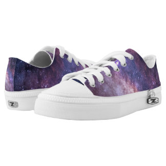 Galaxie-Schuhe Niedrig-geschnittene Sneaker
