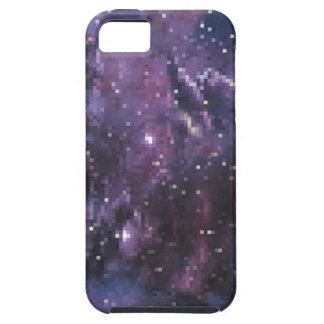 galaxy pixels iPhone 5 schutzhülle
