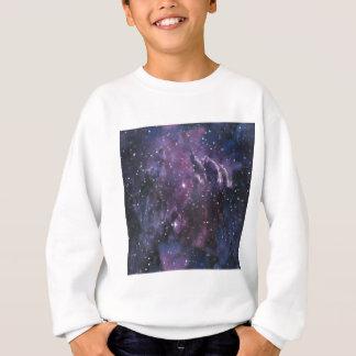 galaxy pixels sweatshirt