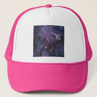 galaxy pixels truckerkappe