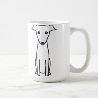 Galgo Español HundeCartoon Kaffeetasse