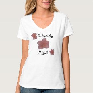 Galiwin'ku Miyalk Entwurf (Frangipani) T-Shirt
