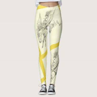 Gamaschen 45 leggings