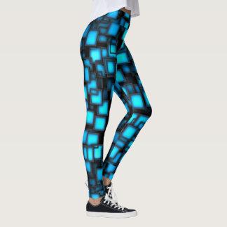 Gamaschen/Quadrate Leggings